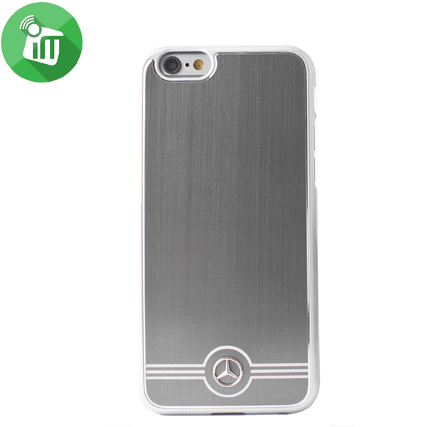 mercedes benz pure line apple iphone 6 plus aluminum hard