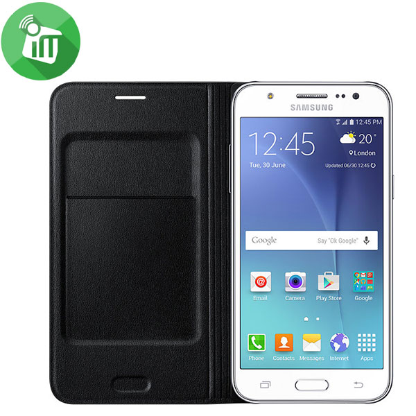 custodia flip galaxy j7