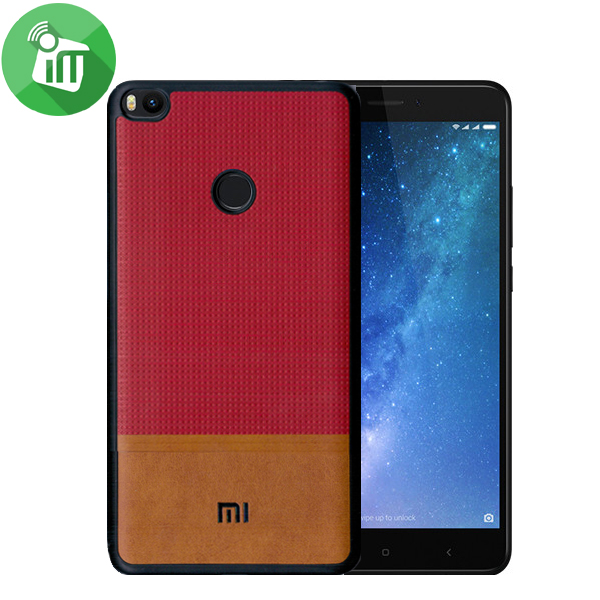 sports shoes 1ee40 3a53e Xiaomi Mi Max 2 TPU Leather Back Cover (Copy)